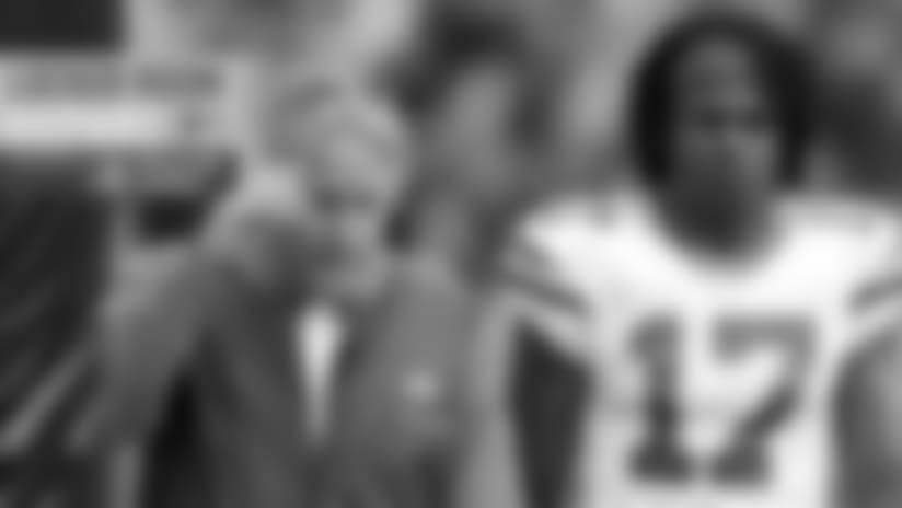 Packers teammates discuss the hit on Davante Adams