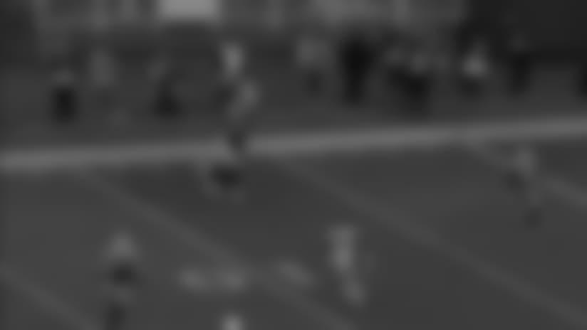 Packers S Ha Ha Clinton-Dix intercepts Ravens QB Joe Flacco