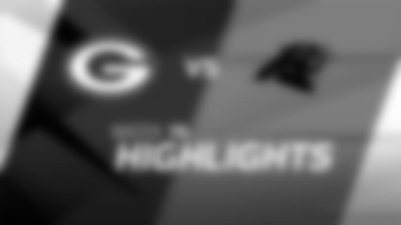 Green Bay Packers vs. Carolina Panthers highlights | Week 15