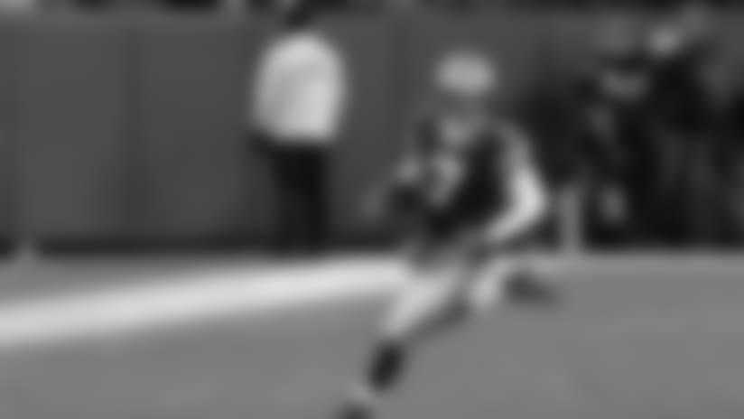 Packers QB Brett Hundley rushes for 24-yard gain