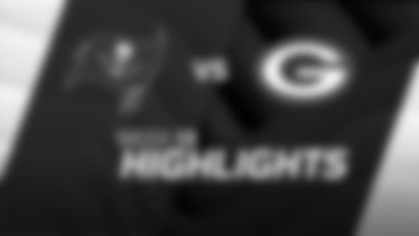 Packers vs. Buccaneers game highlights | Week 13