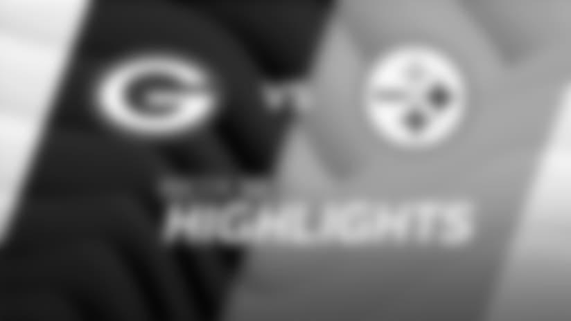 Packers vs. Steelers game highlights | Week 12