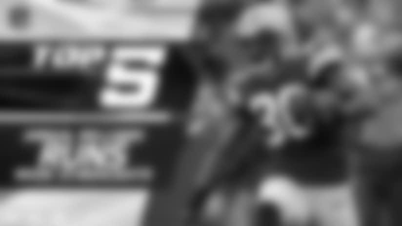 Jamaal Williams Top 5 Runs | Week 13