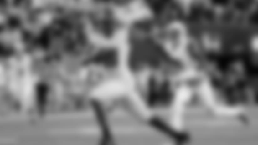 Photos: Packers LB Oren Burks in college