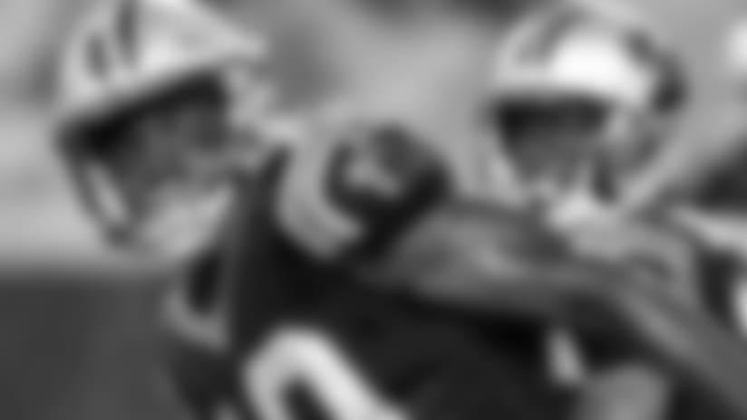 Curtis Samuel 23-yard catch