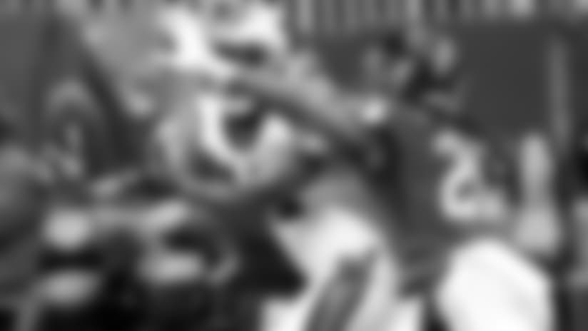 Devin Funchess 44-yard catch