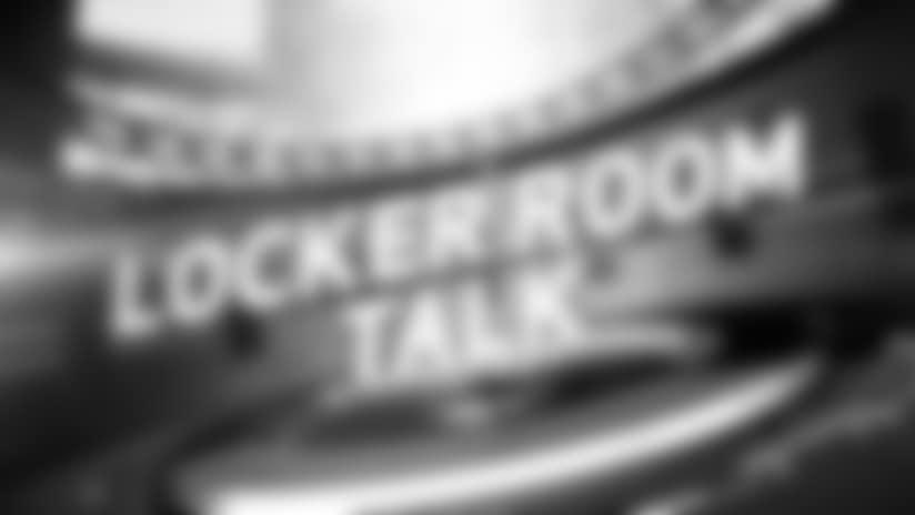 Locker Room Talk: Preparing for Baltimore