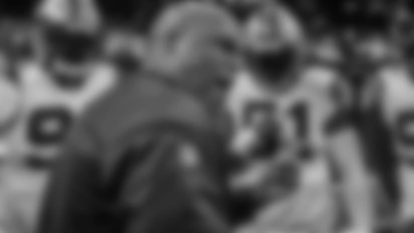 Eric Washington big piece in offseason coaching puzzle
