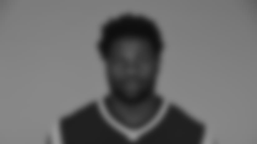 2018 Patriots Official Headshots