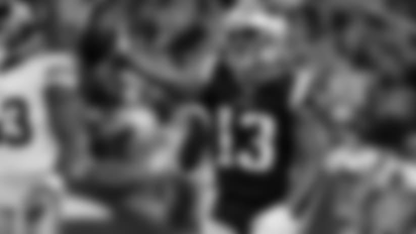 Patriots sign WR Devin Lucien; release DB David Jones