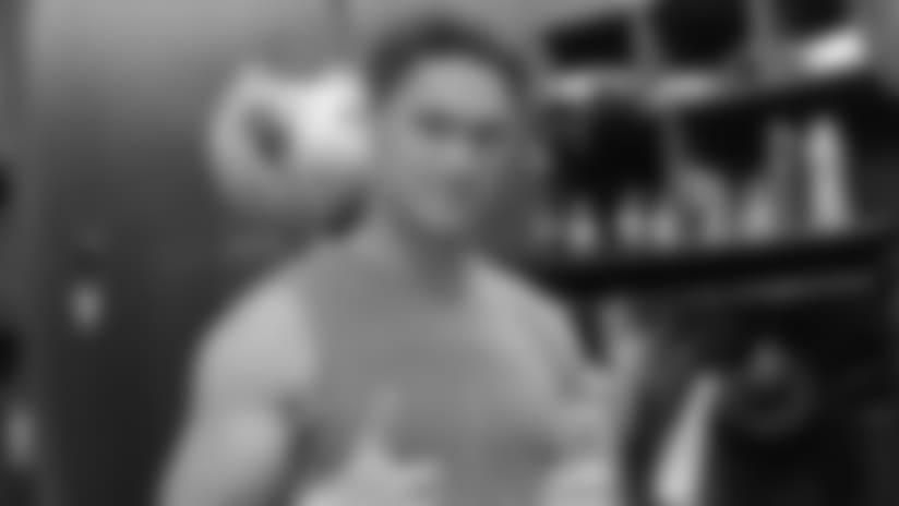 Chris Hogan locker 090716.jpg
