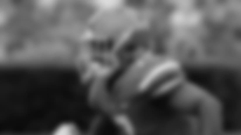 Patriots Sign Second-Round Draft Pick DB Duke Dawson