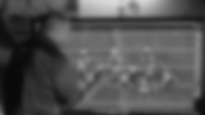 """Chalk Talk Week 13: Damon """"Snacks"""" Harrison"""