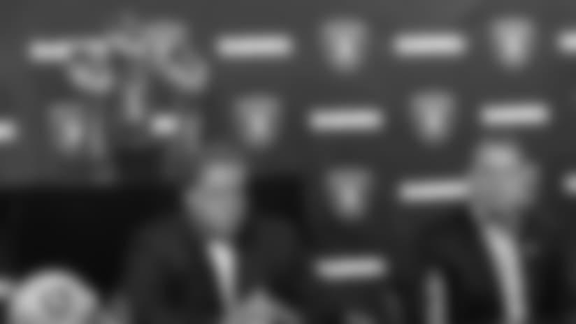 McKenzie and Del Rio Draft Press Conference