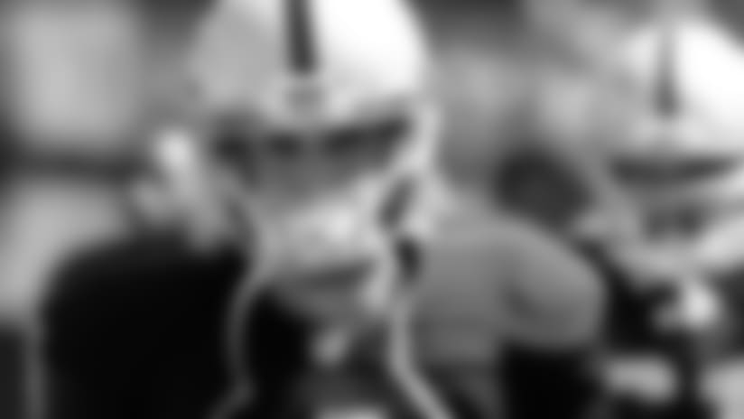 Raiders Quarterback Derek Carr Through the Years