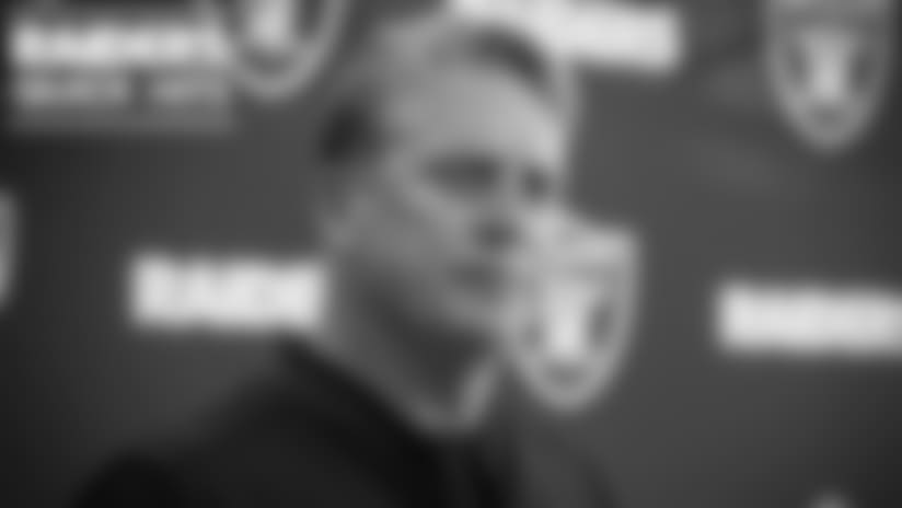 """Head Coach Jack Del Rio: """"I Feel Really Good About The Work We Put In"""""""