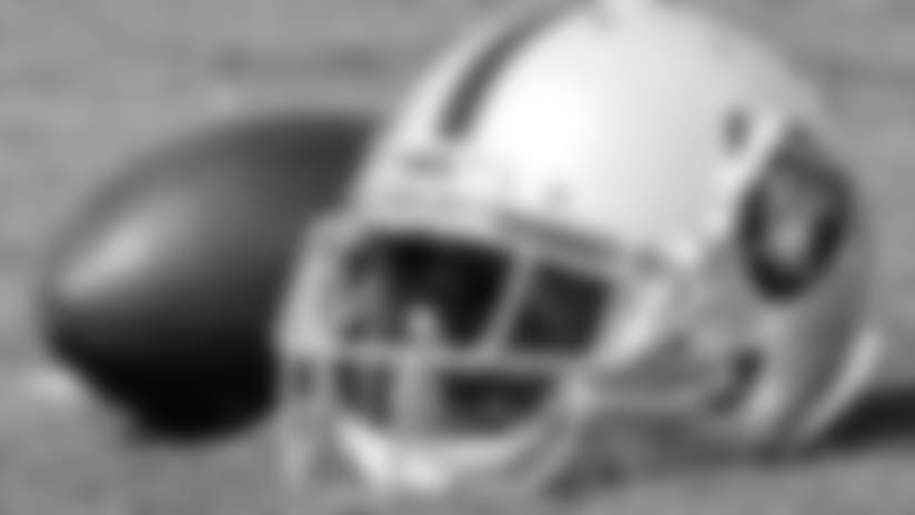 Oakland Raiders Announce Transactions