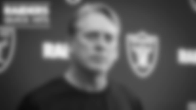 "Head Coach Jack Del Rio: ""The Bottom Line Is Execution"""