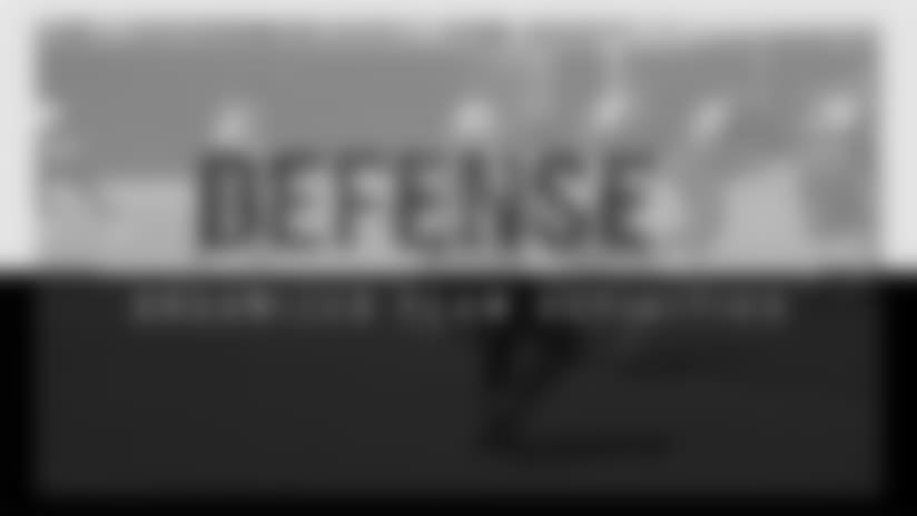 Organized Team Activities: Defense