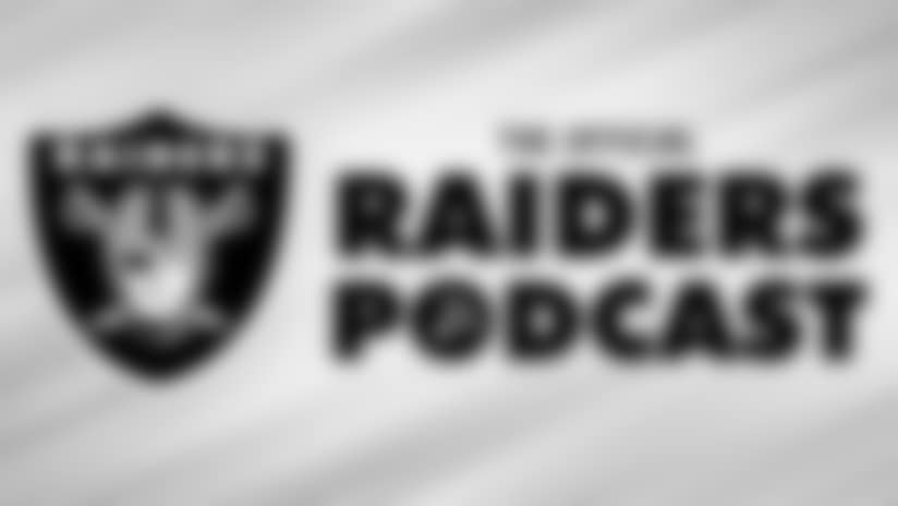 Week 9 Podcast: Coach Del Rio, Marquette King, Rodney Hudson and Eddie Paskal