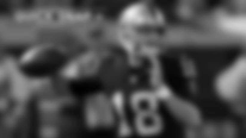 Quick Snap: Connor Cook impresses in preseason win over Detroit Lions