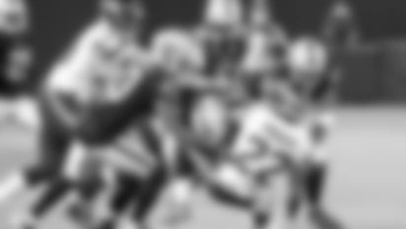 Preseason Game #4: Raiders vs Seahawks