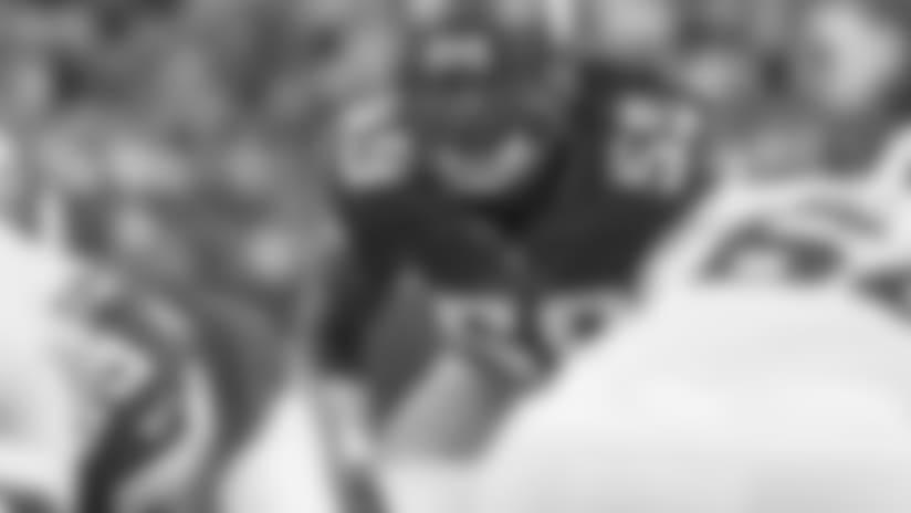 Photos: New Raiders LB Emmanuel Lamur