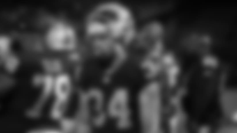 Chris Warren III highlights: Preseason Week 1 vs. Lions