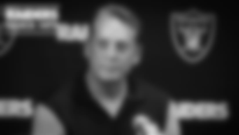"Head Coach Jack Del Rio: ""We All Have An Opportunity"""