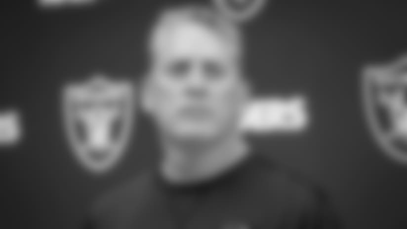 Coach Del Rio Previews Week 12 vs. Denver