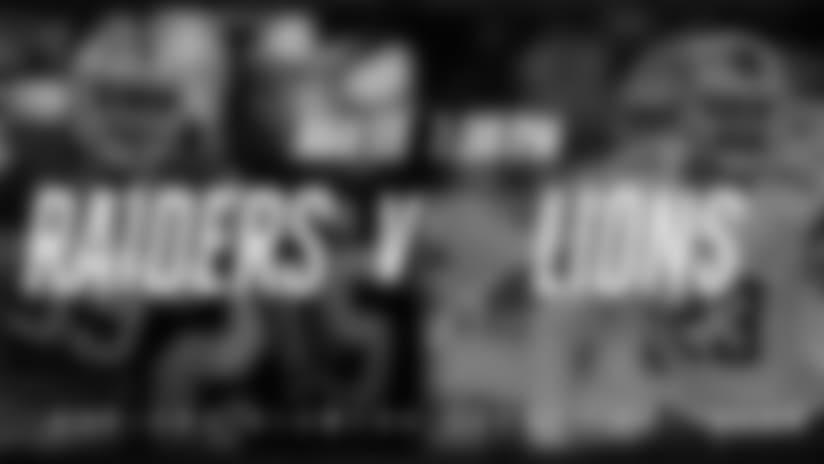 Trailer: Raiders vs. Lions - 2018 Preseason Week 1