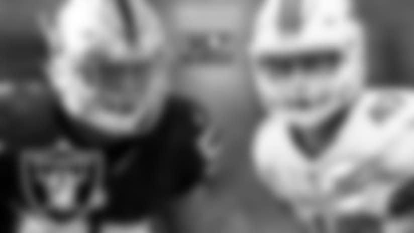 Raiders Jugarán en Miami en Horario Estelar