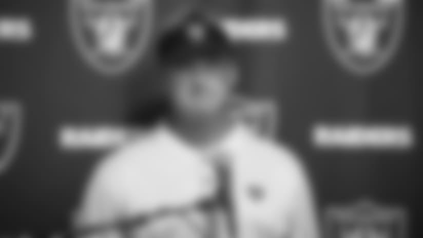 Coach Gruden postgame presser 8.18.18