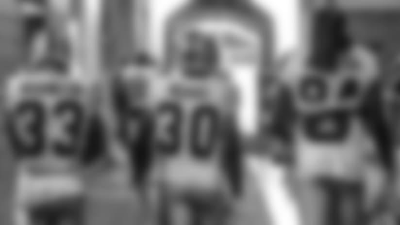 Top Shots: Raiders at Chargers - Week 17