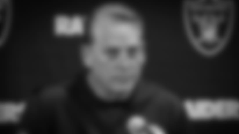Coach Del Rio Recaps Week 14 vs. Kansas City