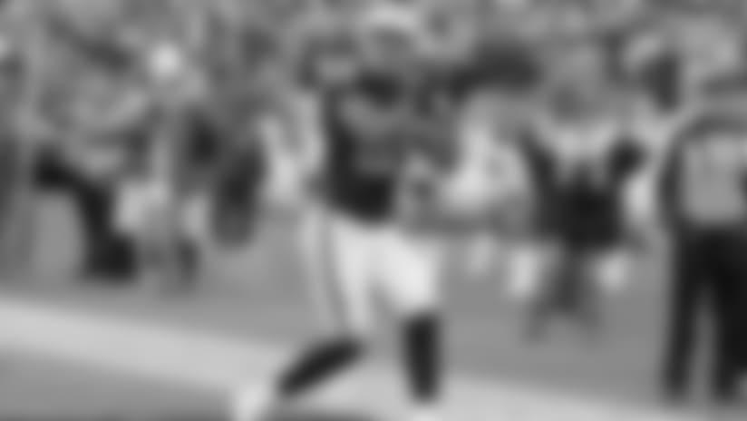 Derek Carr Drops Perfect Pass to Amari Cooper for Touchdown