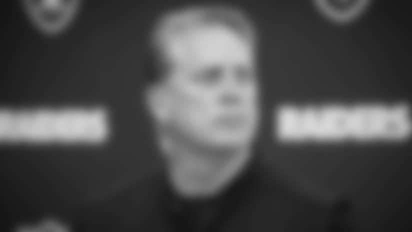 Head Coach Jack Del Rio Kicks Off Giants Week