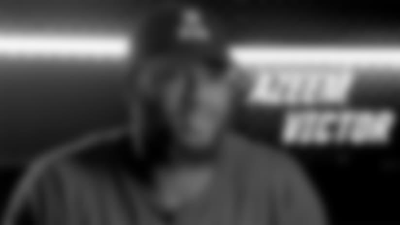 Rookie Profile: Azeem Victor
