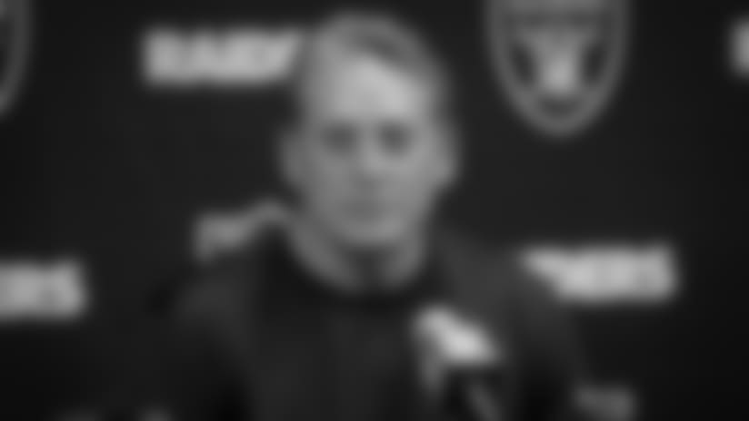 Coach Del Rio Recaps Week 11 vs. New England