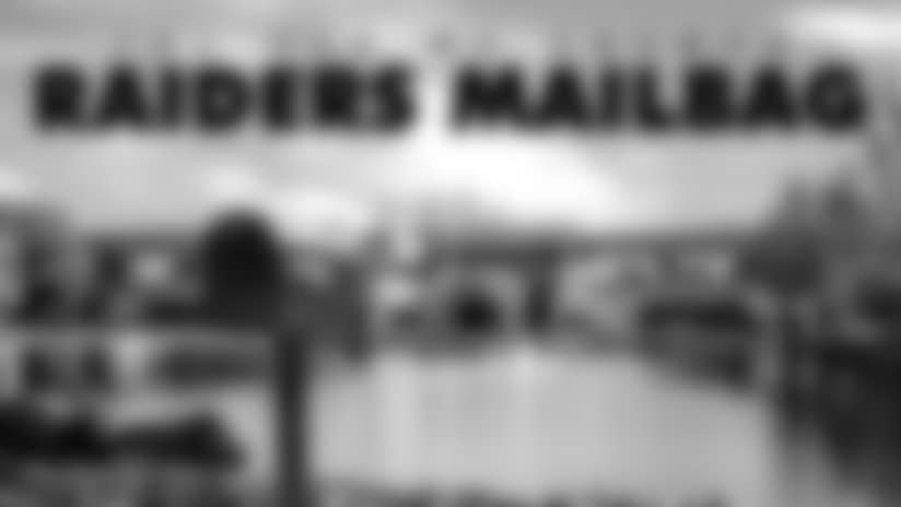 Raiders.com Mailbag: A Look Ahead To Free Agency