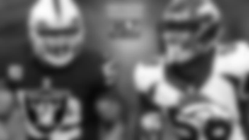 Raiders Inicia Duelos Divisionales Ante Broncos