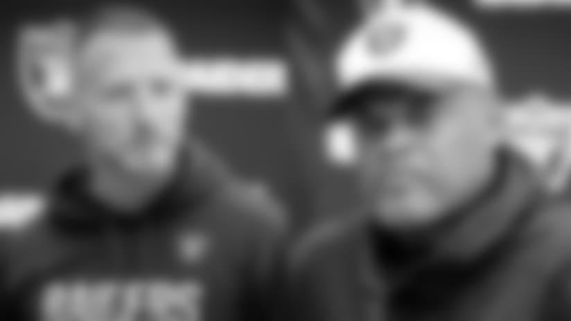 Offensive Coordinator Todd Downing And Defensive Coordinator Ken Norton, Jr., Recap Week 9