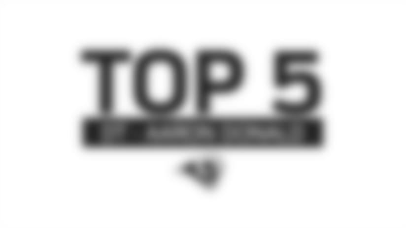 Top 5 Aaron Donald Plays of the 2017 Season