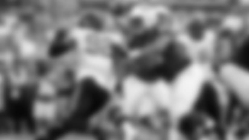 PHOTOS: Rams 3rd Round Selection Joseph Noteboom