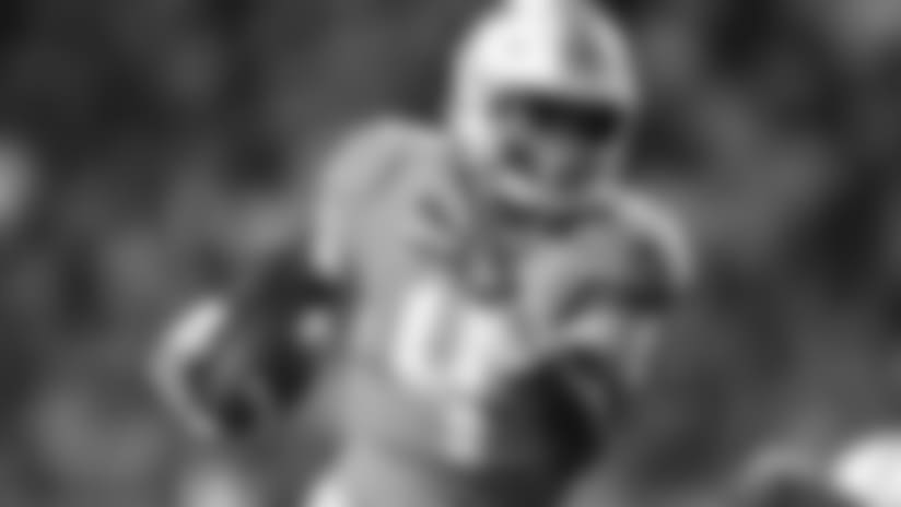 PHOTOS: Rams 6th Round Selection John Kelly