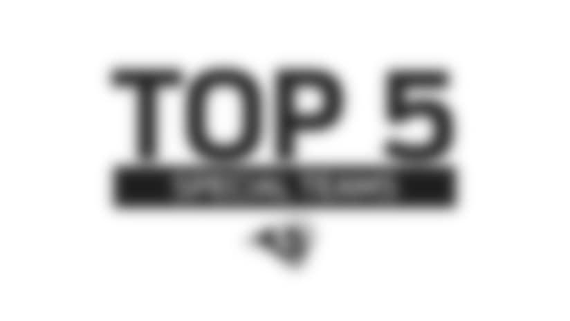 Top 5 Special Teams Plays of the 2017 Season