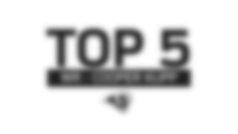 Top 5 Cooper Kupp Plays of the 2017 Season