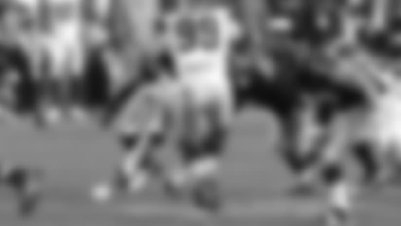 Every Aaron Donald hurry & sack | NFC Wild Card