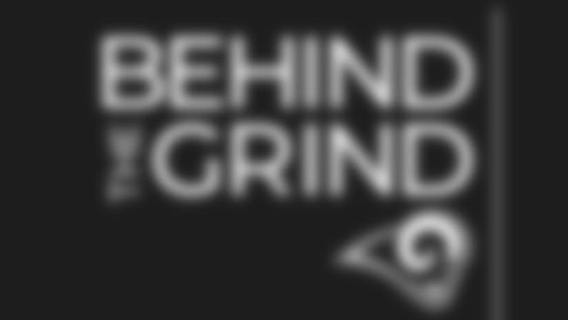 "Watch Episode 9 of Rams Original Series ""Behind the Grind"""