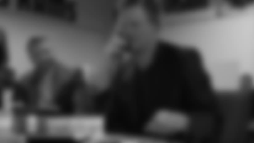 NFL Draft Phone Call: Joseph Noteboom